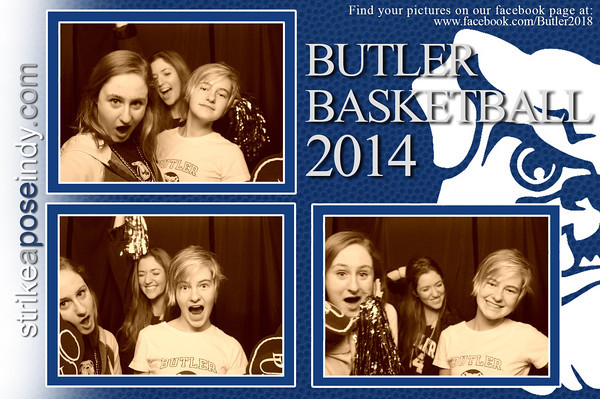 Butler Basketball 2014