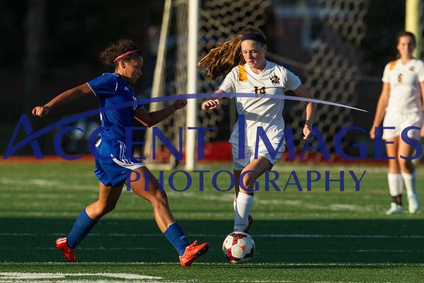 UAHS JV-A Soccer vs. Hilliard Davidson 9/22