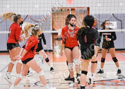 Stoughton - North Attleboro Volleyball 10-26-21