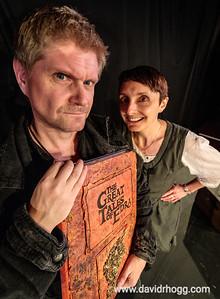 180811 The StoryTeller's Apprentice - Edinburgh Fringe 2018
