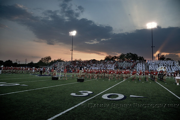 Home vs. Coppell - 9.6.13