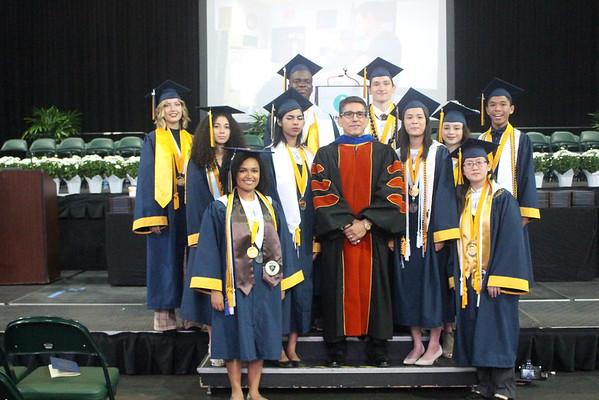 2018 SPHS Graduation