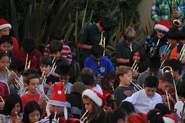 Trumpet Christmas concert