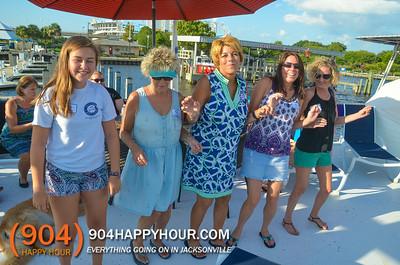 Freedom Boat Club Dock Party - Metro Park - 7.24.14