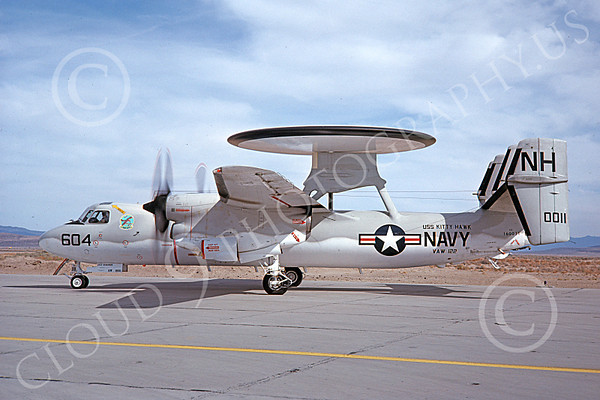 US Navy VAW-122 HUMMER-GATORS Military Airplane Pictures