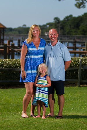 Stahl Family OBX Portraits 2015