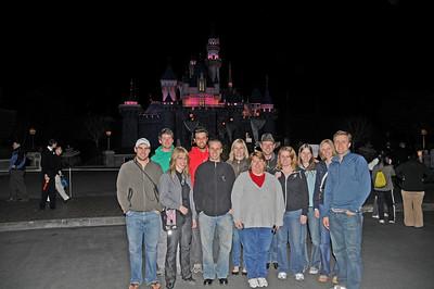 Google Disneyland Trip