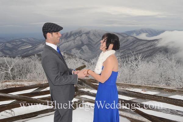 Blue Ridge Weddings