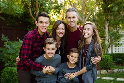 M Cutler Family 2015