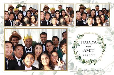 9/19/21 - Nadiya & Amit Wedding