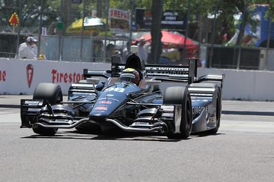 2015 IndyCar St. Pete