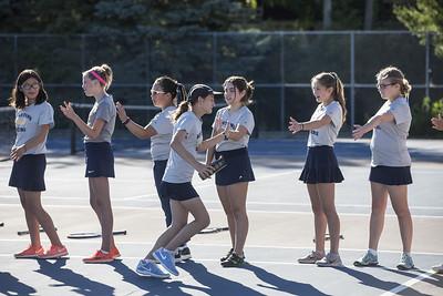 Girls' tennis (MS)