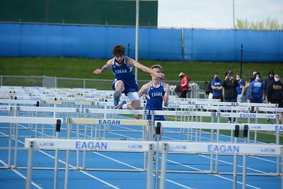 2021-05-05 EHS, EVHS, LVS Event 2 - 100m Hurdles