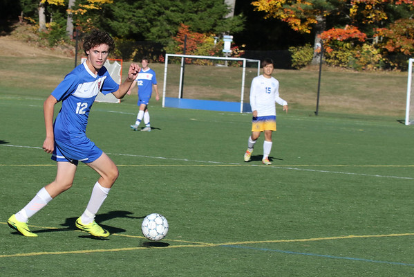 Boys' Varsity Soccer vs. Gould Academy | October 12
