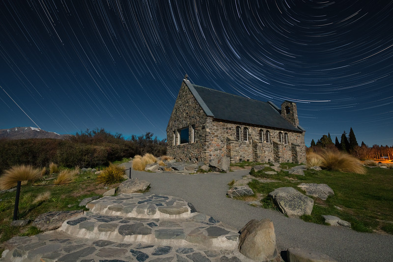 Faith in Stars || Lake Tekapo