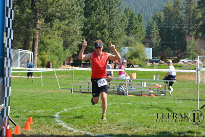XTERRA Lake Tahoe Finish