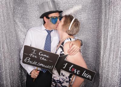 David & Tammy! Photobooth Photos