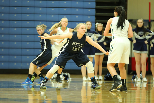 BHS Girls Varsity Basketball, Feb 16 2016