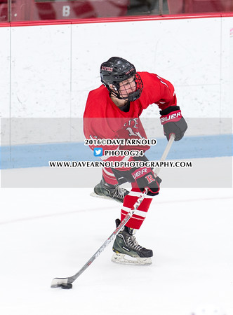 12/20/2016 - Boys Varsity Hockey - Exeter vs Rivers