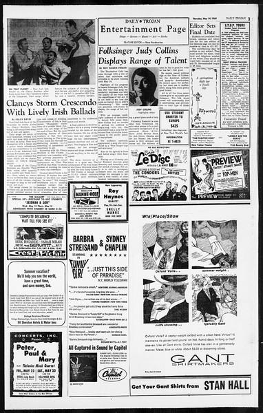 Daily Trojan, Vol. 55, No. 118, May 14, 1964