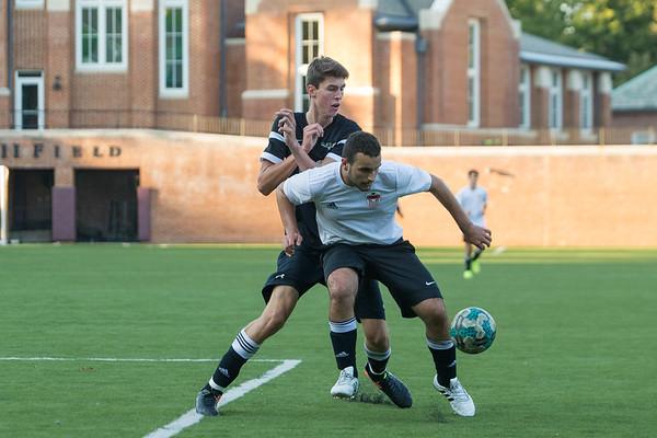 WIS JV Boys Soccer vs Maret JV