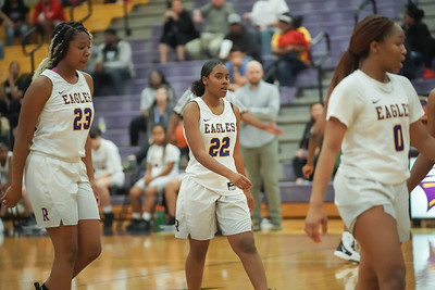 Richardson High School Girls Basketball vs Prosper 11-19-19