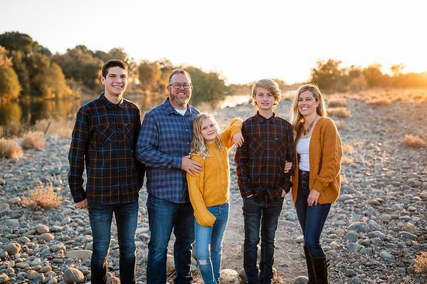 Hatfield Family 2019