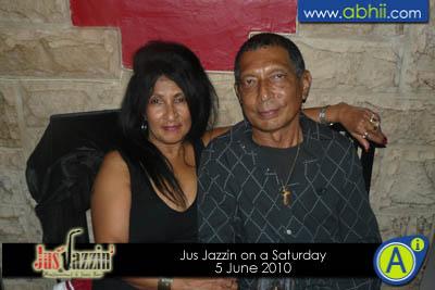 Jus Jazzin - 5th June 2010