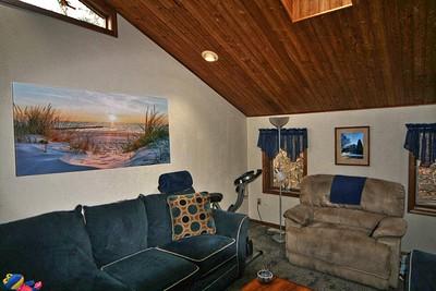 TV Room Renovation / March 2020