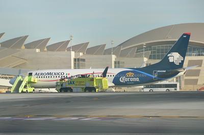 Aeromexico Flight 18 (LAFD)