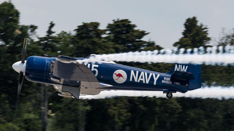 Private / Hawker Sea Fury FB.10 / F-AZXJ 115 NW WH589