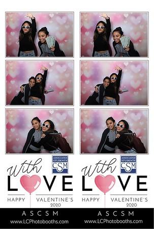 CSM Valentine's Day 2020