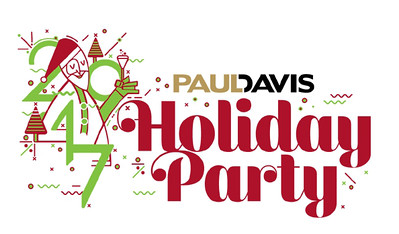 Paul Davis Holiday Party