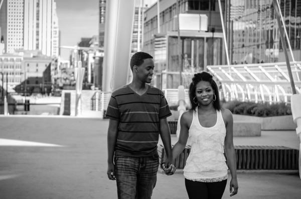 LaVasha & Yusuf | Millenium, Bridge