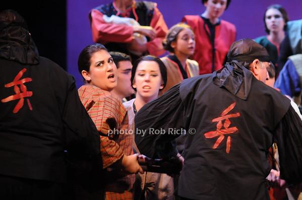 """Dicapo Opera Theatre presents Puccini's Turandot"" in Manhattan on 10-8-08. all photos by Rob Rich © 2008 516-676-3939 robwayne1@aol.com"
