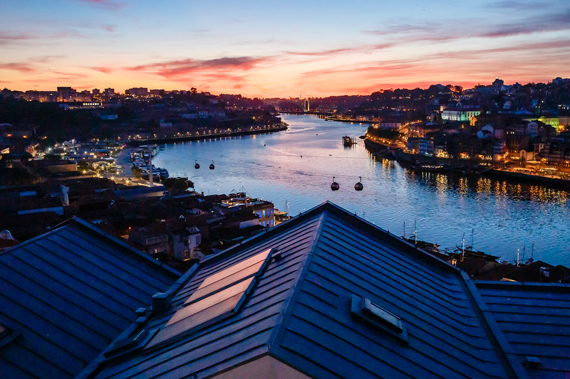 Burlacie in Porto - o altfel de petrecere