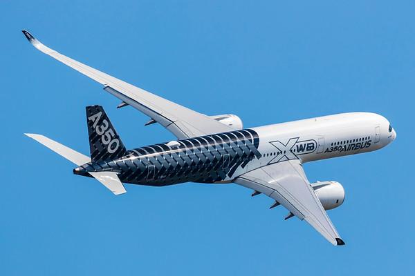 F-WWCF - Airbus A350-941