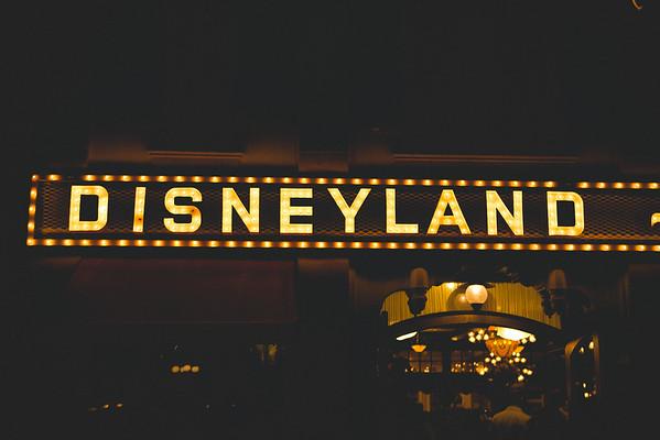 Penn's Birthday at Disney 3.2.15