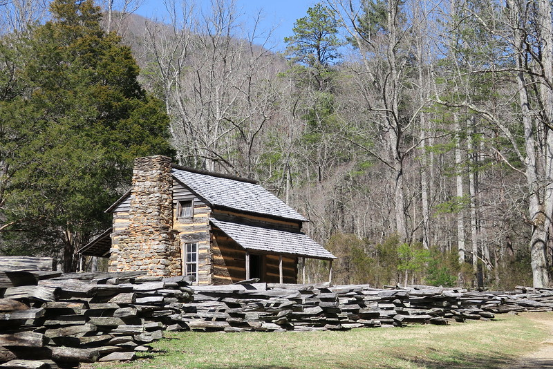 Cades Cove - Great Smoky Mountains National Park, TN (3-8-15)