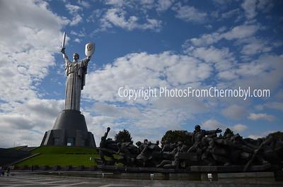 Motherland Monument