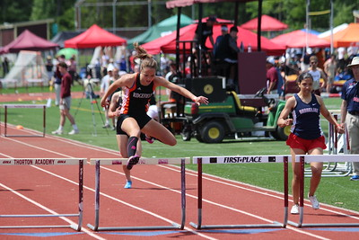 Boys and Girls 300m Hurdles