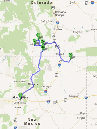 Great Sands National Park & Colorado (May 26-28 2012)