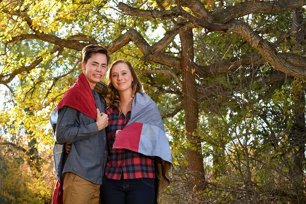 2016 Kess & Traedon Engagement Photos