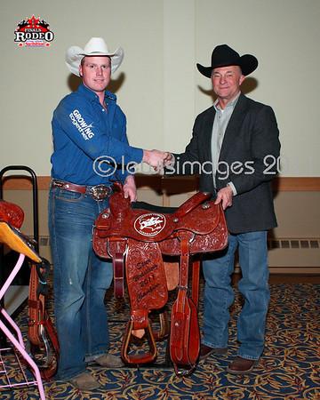 Saddle Presentations & Banquet