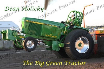 The Big Green Tractor