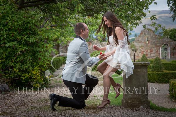 Tomasz & Violeta - she said yes !!!