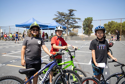 Carver Kids Make the Grade at Bike Rodeo