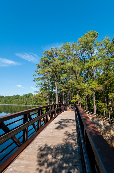 at Cheraw State Park