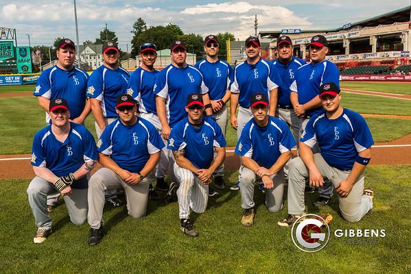Guns & Hoses 2016 Softball