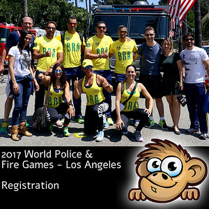 2017 World Police & Fire Games - Registration